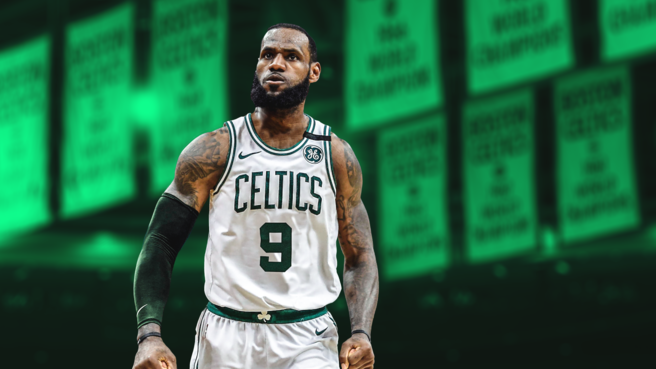 LeBron James to the Celtics? Could it happen? Do Celtics fans want The King?