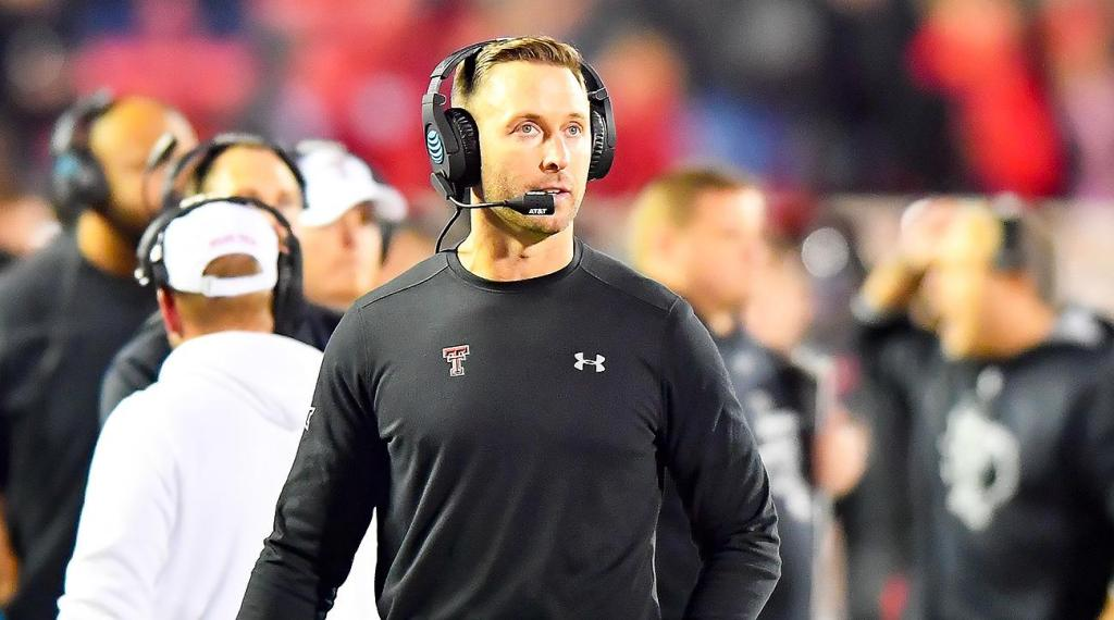 For Jets and Patriots Fans, their Futures could come down to… Kliff Kingsbury?